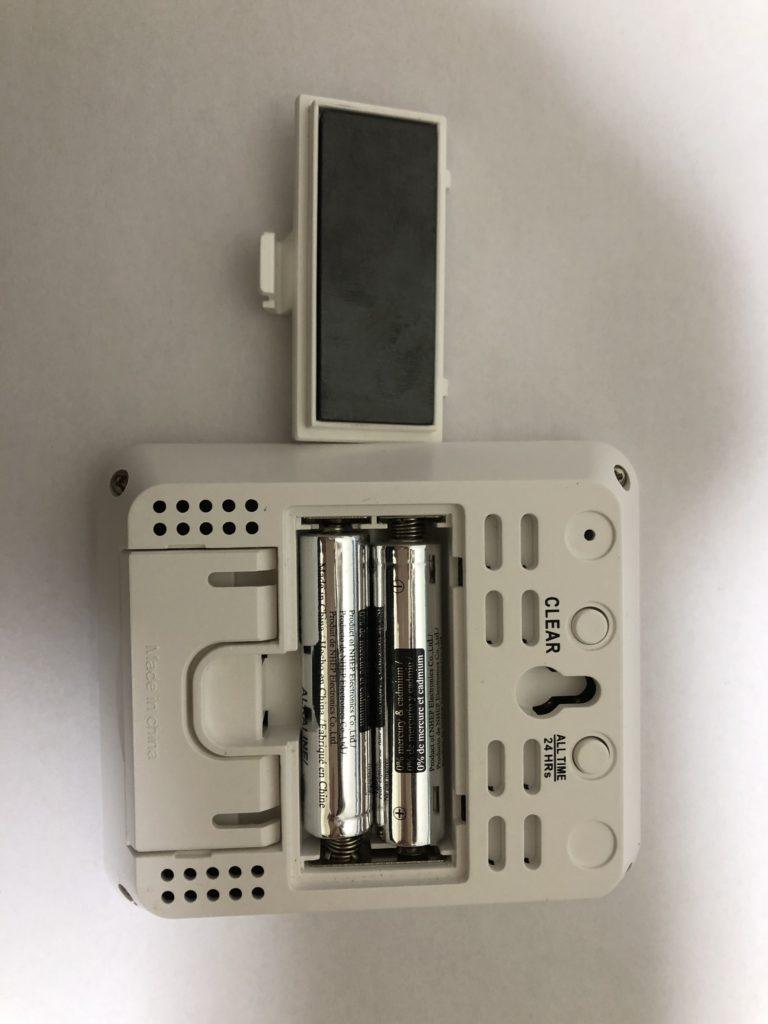 電池ボックス画像