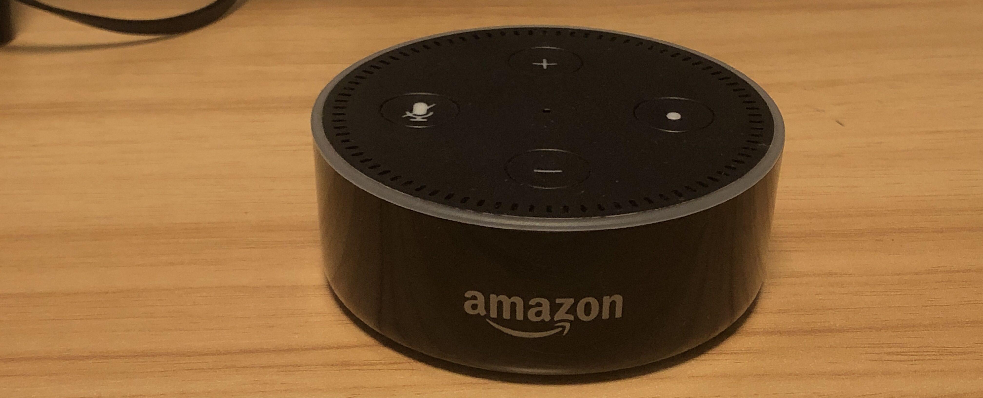 Amazon echo dot img