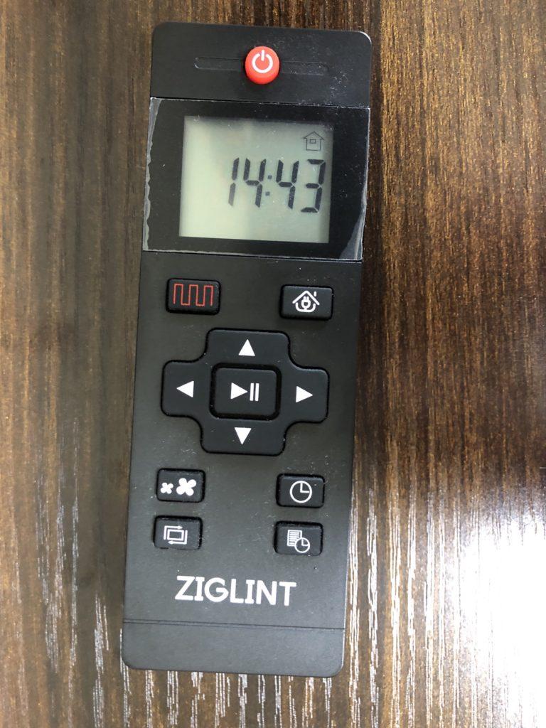 ZIGLINT D5 付属リモコン1