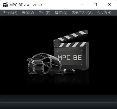 MPC-BE 画像